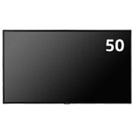 NEC エヌイーシー デジタルサイネージ向けパブリックディスプレイ MultiSync ブラック LCD-C501 [ワイド /フルHD(1920×1080)][LCDC501]