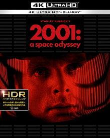 ワーナー ブラザース 2001年宇宙の旅 4K ULTRA HD+HDデジタルリマスター【Ultra HD ブルーレイソフト】 【代金引換配送不可】