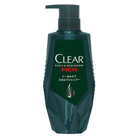 ユニリーバJCM Unilever CLEAR(クリア)フォーメン トータルケア スカルプシャンプー ポンプ〔シャンプー〕【rb_pcp】