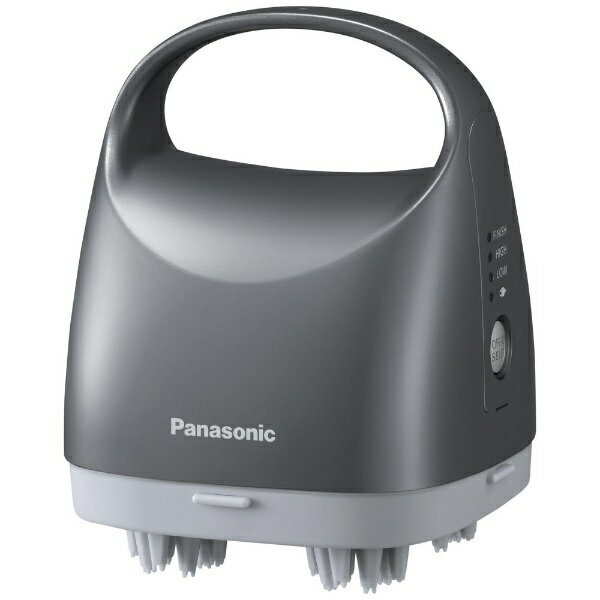 パナソニック Panasonic ≪国内・海外兼用≫[AC100-240V] 頭皮エステ 皮脂洗浄タイプ EH-HM7A-S シルバー EH-HM7A-S シルバー