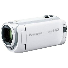 パナソニック Panasonic HC-W590M ビデオカメラ ホワイト [フルハイビジョン対応][HCW590MW]