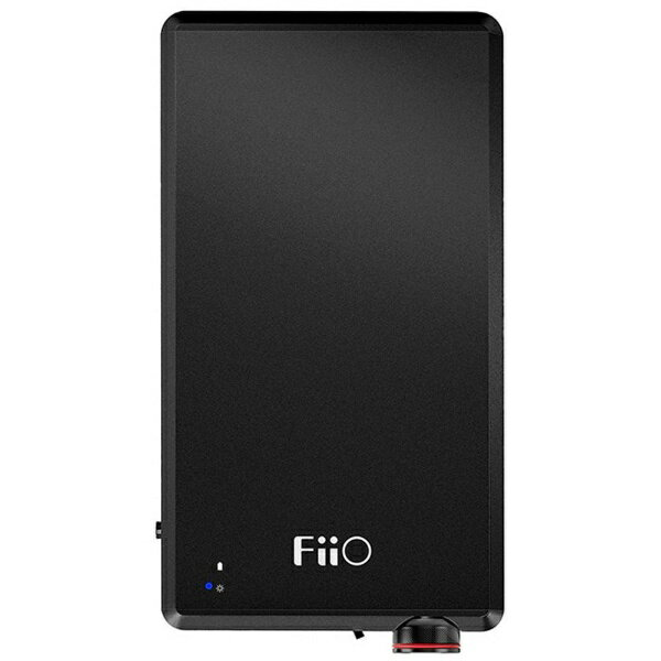FIIO フィーオ ポータブルヘッドホンアンプ Fiio A5 FIO-A5-B ブラック[FIOA5B]