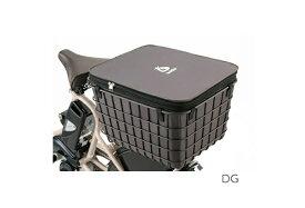 ブリヂストン BRIDGESTONE bikkeシリーズ用 リヤバスケットカバー おおきいバスケットカバー (ダークグレー) RBC-BIKB A462031DG