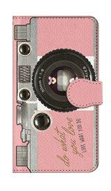 caseplay jam ケースプレイジャム Xperia XZ1 手帳ケース 01_0097_0048_c09_xtz1_m03 アナログカメラ