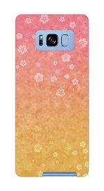 caseplay jam ケースプレイジャム Galaxy S8+ PCケース 01_0103_0029_c07_gs8p_m01 和桜グラデーション