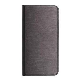 OWLTECH オウルテック iPhone 8 / 7 / 6s / 6用 ヘアライン手帳型ケース STD OWL-CVIP7S06 OWL-CVIP7S06-BK ブラック