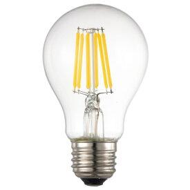 オーム電機 OHM ELECTRIC LED電球 フィラメント E26 60形相当 調光器対応 LDA6L/DC6