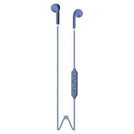 アクセス AXES ブルートゥースイヤホン インナーイヤー型 B-FIT AH-BT59NV ネイビー [ワイヤレス(左右コード) /Bluetooth][AHBT59NV]