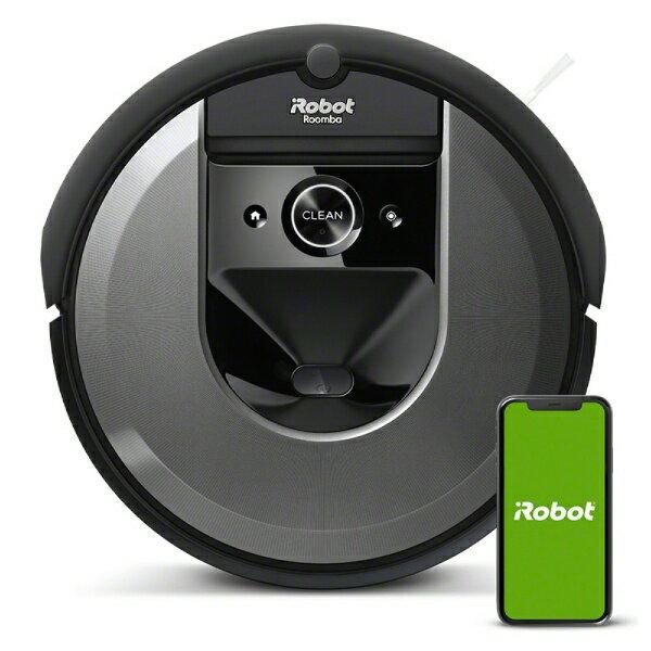 iRobot アイロボット 【国内正規品】 ロボット掃除機 「ルンバ」 i7〔アイロボット Roomba ルンバi7 i715060〕