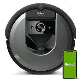 iRobot アイロボット 【国内正規品】 ロボット掃除機 「ルンバ」 i7 ダークグレー[Roomba i7 i715060 お掃除ロボット]