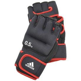 アディダス adidas トレーニング ウエイト グローブ(サイズ:フリー/ブラック)ADWT10702