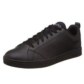 アディダス adidas メンズ ウォーキングシューズ VALCLEAN 2(26.0cm/コアブラック×コアブラック×リード) F99253