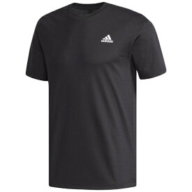 アディダス adidas メンズ トレーニングウェア エッセンシャルズ CLIMALITE パックTシャツ(Mサイズ/ブラック ) ETZ84