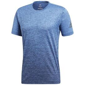 アディダス adidas トレーニングウェア M4T モビリティ グラデーションTシャツ メンズ Oサイズ (ブライトブルー/カレッジネイビー) ELE44
