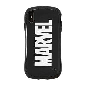 HAMEE ハミィ [iPhone XS Max専用]MARVEL/マーベル iFace First Classケース 41-904145 ブラック/ロゴ