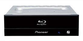 パイオニア PIONEER BDR-S12J-BK (ブルーレイドライブ/UHDBD再生対応/BDXL対応/M-DISC対応/SATA/ソフト付き) BDR-S12J-BK[BDRS12JBK]