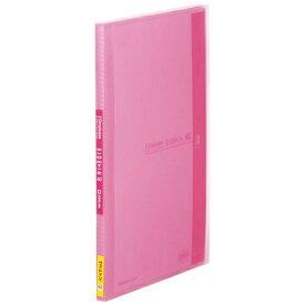 キングジム KING JIM シンプリーズCFサイドイン40P ピンク