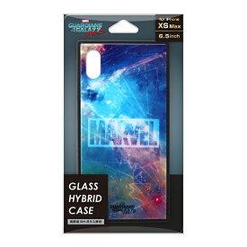 PGA iPhone XS Max用 ガラスハイブリッドケース PG-DCS636GDG ガーディアンズ・オブ・ザ・ギャラクシー