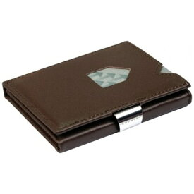 EXENTRI エキセントリ EX 002 BROWN ブラウン ウォレット EXENTRI コンパクト財布