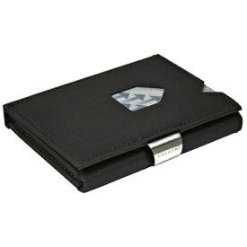 EXENTRI エキセントリ EX 019 NUBUCK BLACK ヌバックブラック ウォレット EXENTRI コンパクト財布