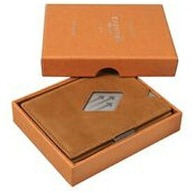 EXENTRI エキセントリ EXD 315 COGNAC コニャック ウォレット EXENTRI コンパクト財布