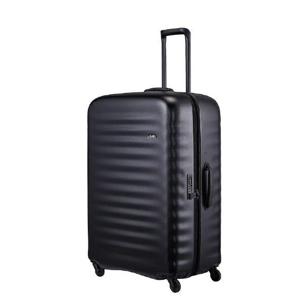LOJEL スーツケース ALTO-LBK ブラック