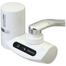 三菱ケミカルクリンスイ MITSUBISHI CHEMICAL MD301i-WT 蛇口直結型浄水器 Cleansui(クリンスイ) MONOシリーズ[MD301IWT]
