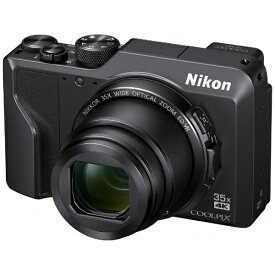 ニコン Nikon A1000 コンパクトデジタルカメラ COOLPIX(クールピクス) ブラック[A1000BK]