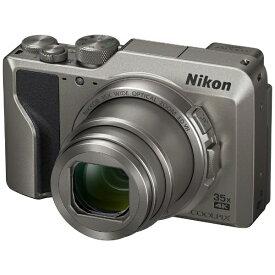 ニコン Nikon A1000 コンパクトデジタルカメラ COOLPIX(クールピクス) シルバー[A1000SL]