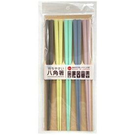 富士商 FUJISHO 八角箸(5本組)[F0824]