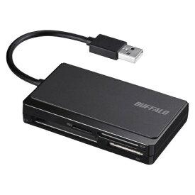 BUFFALO バッファロー BSCR308U2BK マルチカードリーダー BSCR308U2シリーズ ブラック [USB2.0/1.1]