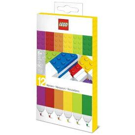 LEGO レゴ LEGOマーカー12本セット 37527