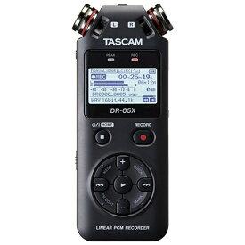 TASCAM タスカム ICレコーダー DR-05X [ハイレゾ対応][DR05X]
