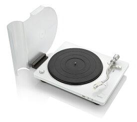 デノン Denon レコードプレーヤー DP-450USBWTEM ホワイト [USBメモリ録音 /フォノイコライザー内蔵][DP450USBWTEM]