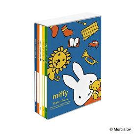 ナカバヤシ Nakabayashi ミッフィー5冊BOXポケットアルバム L判3段210枚収納