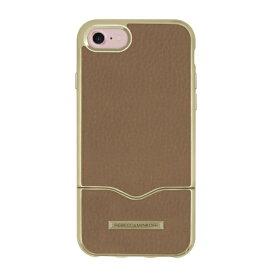 FOX iPhone7 (4.7) REBECCAMINKOFF SLIDE Case Almond Peb