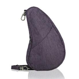 Healthy Back Bag ヘルシーバックバッグ レディース用 ボディバッグ テクスチャードナイロン ラージバッグレット(プラム)6100LG