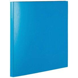 セキセイ SEKISEI フォトアルバム〈高透明〉ましかく360(ましかくサイズ(89×89mm)360枚収容) KP-8936-10 ブルー