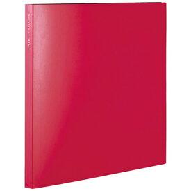 セキセイ SEKISEI フォトアルバム〈高透明〉ましかく360(ましかくサイズ(89×89mm)360枚収容) KP-8936-21 ピンク