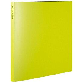 セキセイ SEKISEI フォトアルバム〈高透明〉ましかく360(ましかくサイズ(89×89mm)360枚収容) KP-8936-33 ライトグリーン