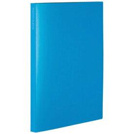 セキセイ SEKISEI フォトアルバム〈高透明〉ましかく240(ましかくサイズ(89×89mm)240枚収容) KP-8924-10 ブルー