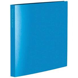セキセイ SEKISEI フォトアルバム〈高透明〉ましかく160(ましかくサイズ(89×89mm)160枚収容) KP-8916-10 ブルー