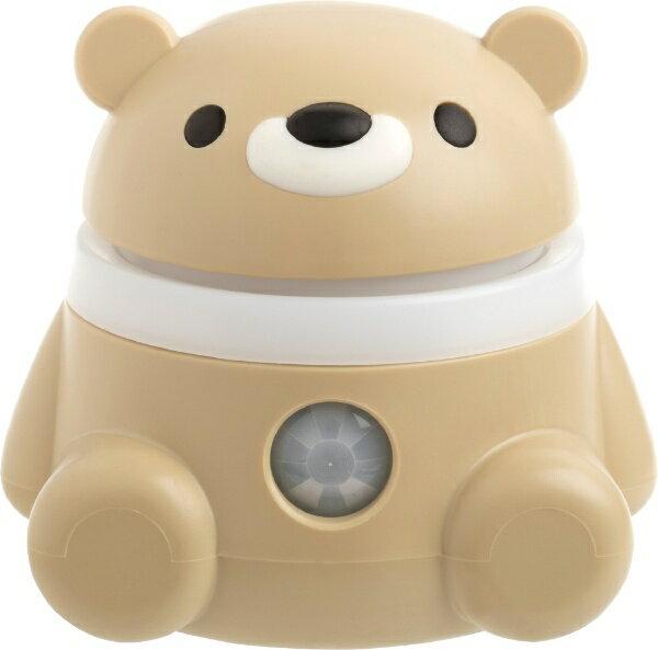 Hamee Hamic BEAR(ハミックベア)子どものための音声メッセージロボット 282-885307 ベージュ[HAMICBEARBG]