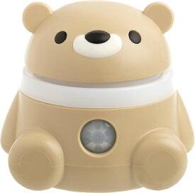 HAMEE ハミィ Hamic BEAR(ハミックベア)子どものための音声メッセージロボット 282-885307 ベージュ[HAMICBEARBG]