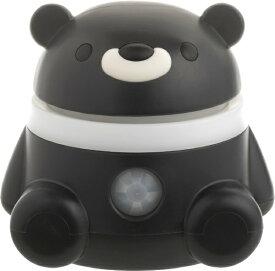 HAMEE ハミィ Hamic BEAR(ハミックベア)子どものための音声メッセージロボット 282-885314 ブラック[HAMICBEARBK]