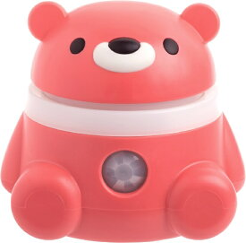 HAMEE ハミィ Hamic BEAR(ハミックベア)子どものための音声メッセージロボット 282-885321 ピンク[HAMICBEARPK]