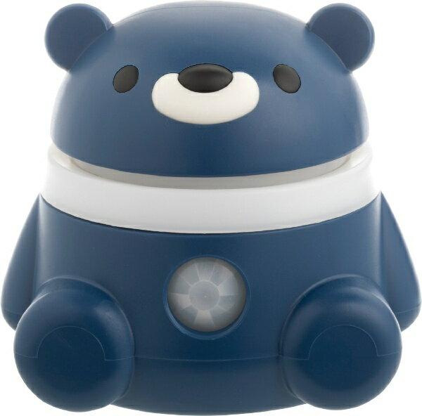 Hamee Hamic BEAR(ハミックベア)子どものための音声メッセージロボット 282-885338 ブルー[HAMICBEARBL]