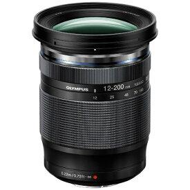 オリンパス OLYMPUS カメラレンズ M.ZUIKO DIGITAL ED 12-200mm F3.5-6.3 [マイクロフォーサーズ /ズームレンズ][ED12200MMF3.56.3]