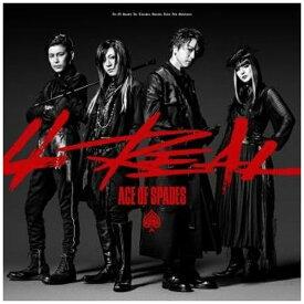 エイベックス・エンタテインメント Avex Entertainment ACE OF SPADES/ 4REAL【CD】