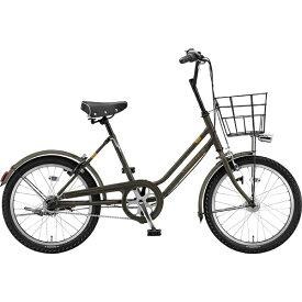ブリヂストン BRIDGESTONE 20型 自転車 ベガス 3T(カーキ/シングルシフト・ダイナモモデル) VEG00 6315【組立商品につき返品不可】 【代金引換配送不可】